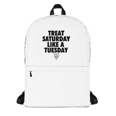 Statement (Black) Backpack