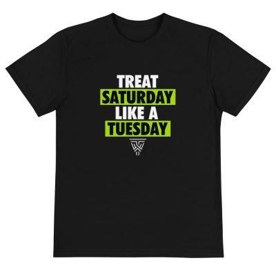 Statement (White/Green)T-Shirt