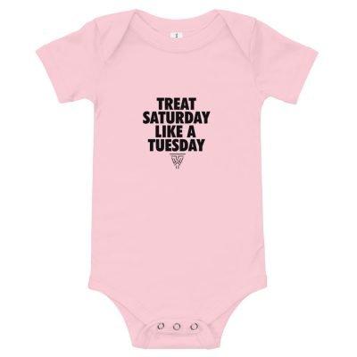 Statement (Black) Baby Onesies T-Shirt